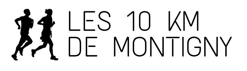 Les 10 KM de Montigny Logo